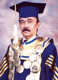 Prof. Dr. Tb. Ronny Rahman Nitibaskara