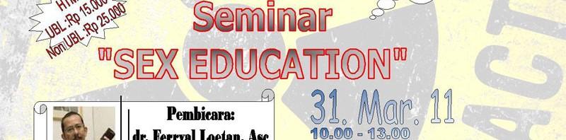 seminar sex education