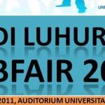 Budiluhur Job Fair 2011, 29-30 Maret 2011