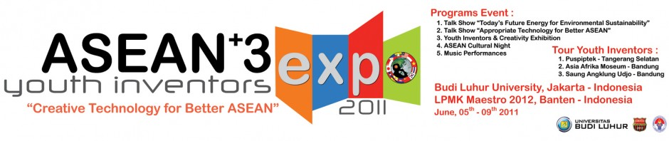 "ASEAN Expo 2011 ""Creative Technology for Better ASEAN"""