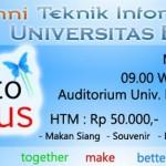 Temu Alumni Teknik Informatika Universitas Budi Luhur 2012