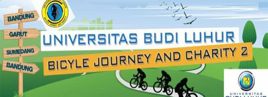 UBL Bicycle Journey and Charity UBL 2013