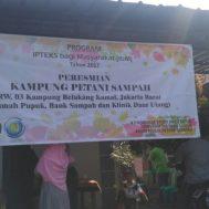 [:id]Universitas Budi Luhur Wujudkan Klinik Daur Ulang Sampah[:en]The Universitas Budi Luhur realized the Clinic of  Trash Recycling [:]