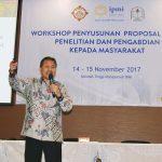 [:id]Rektor Universitas Budi Luhur Menjadi Keynote Speaker di Workshop APTISI[:]