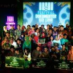 """""""AWARDING NIGHT FESTIVAL DOKUMENTER BUDI LUHUR 2017"""""""