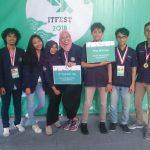 [:id]Mahasiswa FIKOM UBL Menjadi Juara Nasional ITFest 2018 Kategori Game Development Tingkat Nasional[:]