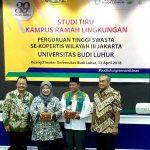[:id]Gelar Studi Tiru di Universitas Budi Luhur, Kopertis Wilayah III Fokus Penanganan Sampah Elektronik[:]