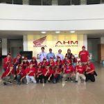 [:id]Budi Luhur-Meiji Volunteer Abroad Mengunjungi Astra Honda Motor, Cikarang [:]