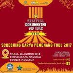 [:id]Screening Karya Pemenang FDBL 2017[:]