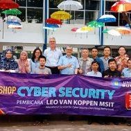 [:id]Universitas Budi Luhur bekerjasama dengan Educational Services for Cyber Security, Belanda, Mengadakan workshop Cyber Security[:]