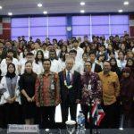 """[:id]General Lecturer: """"The Dynamics of Indonesia-Thailand Bilateral Relationship"""" dalam kegiatan: Students Visit Institute of Diplomacy International Studies Rangsit University, Thailad ke FISIP Universitas Budi Luhur [:]"""