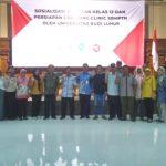 Kegiatan Wali Murid dan Siswa SMA Negeri di Universitas Budi Luhur