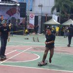 Budi Luhur Skateboard Community (BLSC)  menyelenggarakan Skate Mini Competition di ComFest 2019