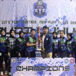 Budi Luhur Futsal Sala (BLFS) Mengadakan Kompetisi Futsal Fever 2019 di Universitas Budi Luhur