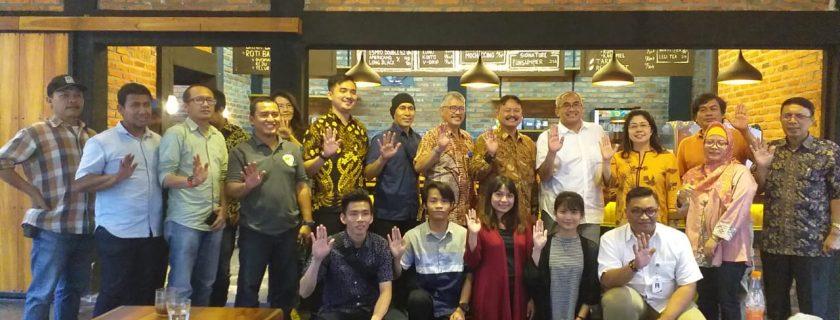 Universitas Budi Luhur mengadakan Media Gathering Dalam Rangka Memperingati HUT 40 TahunUniversitas Budi Luhur