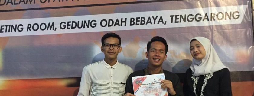 Keren! Mahasiswa Kosentrasi Hubungan International UBL Meraih Juara 2 Pada Kategori Diskusi Ilmiah