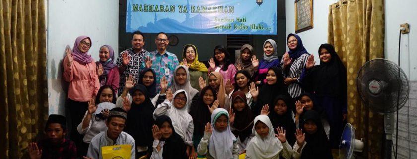 Indahnya Berbagi Kebahagiaan di Bulan Suci Bersama Bersama Yayasan Bina Ummat