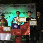 Sabet 2 Juara Sekaligus, Makopala Budi Luhur Mewakili Indonesia