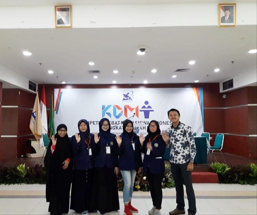 Ayu Aprilia, Mahasiswi FEB Raih Pembicara Terbaik Di Kompetisi Debat Mahasiswa Indonesia