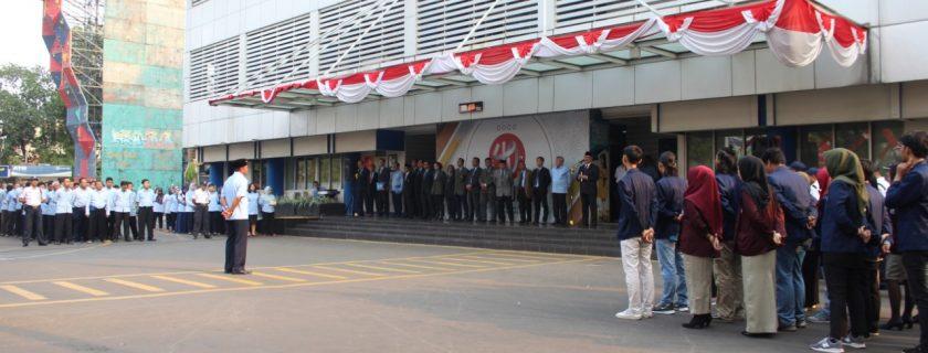 """""""Kemerdekaan RI ke-74, SDM Budi Luhur Siap Untuk Menuju Indonesia Unggul """""""