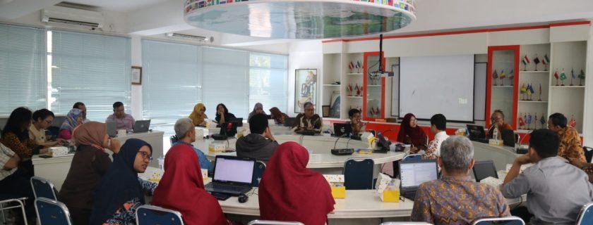 Research Sharing Session Cendikia Diaspora Indonesia Di Universitas Budi Luhur