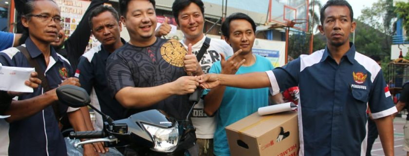 Rayakan HUT RI Ke-74, Universitas Budi Luhur Menyelenggarakan Lomba Kicau Burung