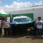 Intip Yuk Persiapan Mobil Neo Blitz Ikut Pameran HAKTEKNAS di Bali