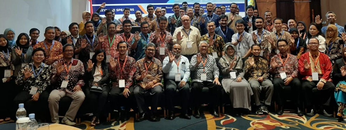Budi Luhur Jadi Tuan Rumah   6th International Conference On Electrical, Computer Science And Informatics 2019
