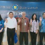 Universitas Budi Luhur menandatangani perjanjian kerjasama dengan Universitas Pelita Harapan