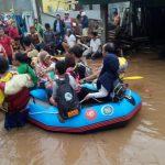 Banjir Melanda Bantuan Pun Tiba