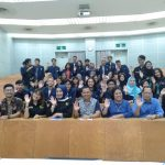 Fikom Budi Luhur Pererat Kerja Sama dengan STMM MMTC Yogyakarta