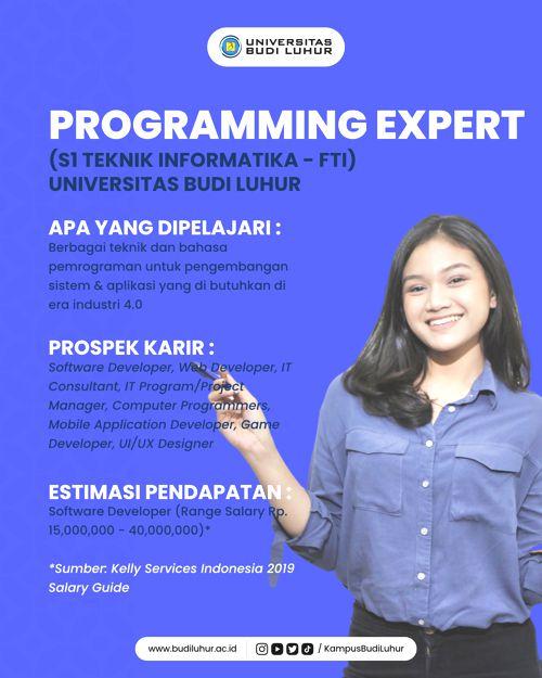 02. PROGRAMMING EXPERT (S1 TEKNIK INFORMATIKA)