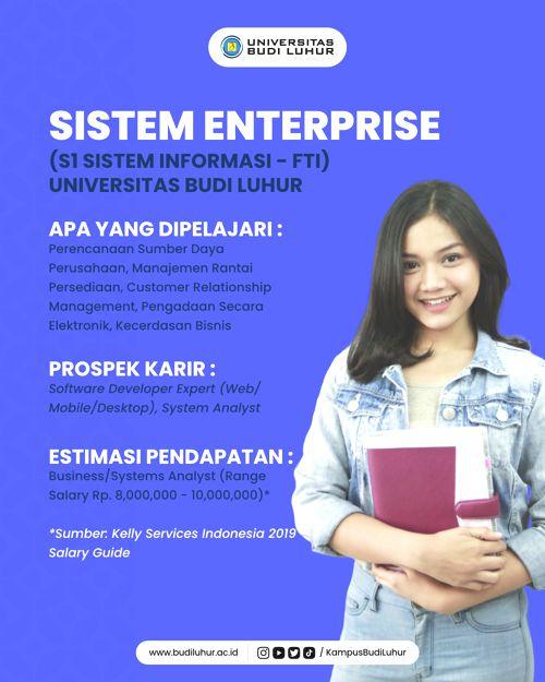 04. SISTEM ENTERPRISE (S1 SISTEM INFORMASI)