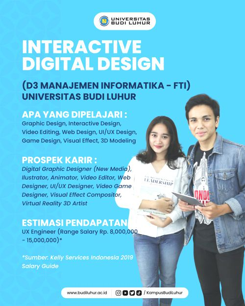10. INTERACTIVE DIGITAL DESIGN (D3 MANAJEMEN INFORMATIKA)