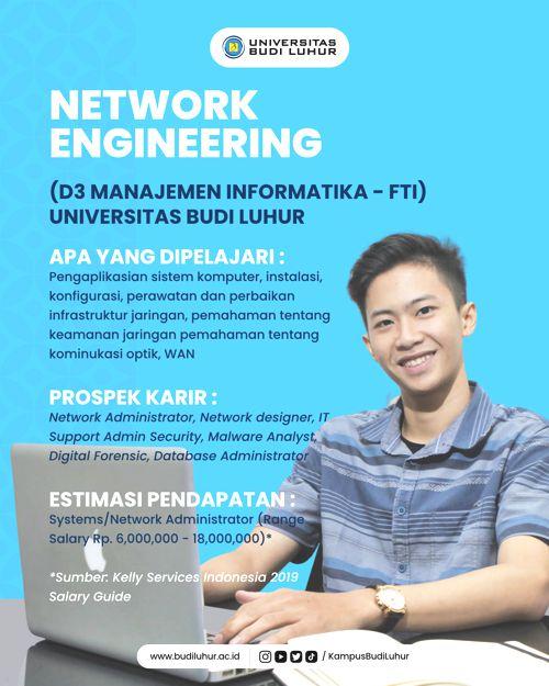 11. NETWORK ENGINEERING (D3 MANAJEMEN INFORMATIKA)