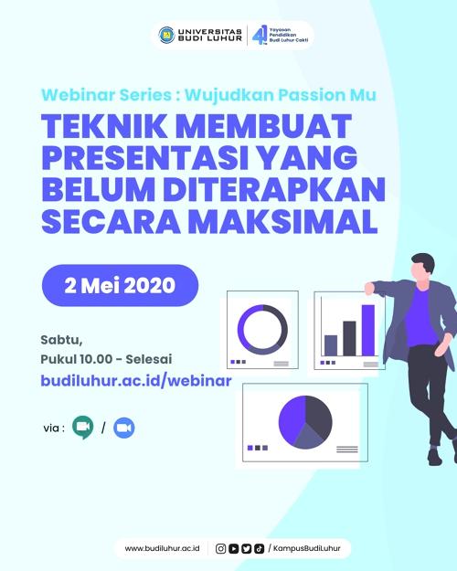 Budi Luhur Webinar Series - Wujudkan Passion Mu (Webinar).002