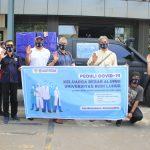 Alumni Universitas Budi Luhur Salurkan Donasi APD Untuk Tenaga Medis di Wisma Atlet dan RSUD Tarakan