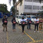 Universitas Budi Luhur Berbagi Sembako Demi Meringankan Warga Terdampak Pandemi Covid19