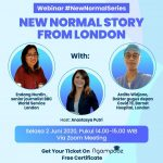 """Cara Hadapi """" New Normal"""" Ala Jurnalis BBC dan Dokter Muda di London, Inggris"""