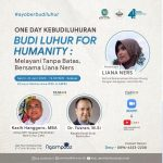 One Day Kebudiluhuran: Memanusiakan Manusia Bersama Liana, Tenaga Kesehatan Teladan Pengabdi Penyandang Gangguan Jiwa