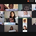 United Nations Conference: Praktik Diplomasi Mahasiswa Hubungan Internasional Untuk Mencegah Penyebaran Covid-19