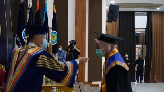 Universitas Budi Luhur Gelar Wisuda Dengan Protokol Kesehatan Ketat, Mantan Wapres Jusuf Kalla Hingga Dubes RI berikan Pesan Secara Virtual