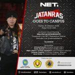 Jatanras Goes to Campus Ajak Mahasiswa Universitas Budi Luhur Mengenal Dunia Broadcast Lewat Program Acara Kriminal