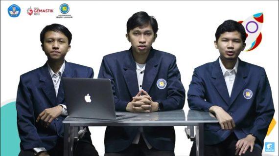 """Mahasiswa Universitas Budi Luhur Kenalkan Aplikasi Cegah Covid-19 Berbasis Sistem Kamera Cerdas Bernama """"Distance Detaction Application COVID-19"""""""
