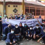 Mahasiswa UBL mengajak Masyarakat Untuk Peduli Terhadap Kesehatan dan Lingkungan Selama Pandemi
