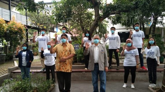 SATGAS Blutizen Siap Terjun ke Lapangan Edukasi Protokol Kesehatan Covid-19