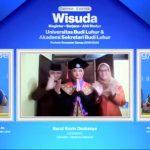Ketua MPR RI Apresiasi Prestasi dan Kendaraan Listrik Universitas Budi Luhur dalam Wisuda Online Semester Genap 2019/2020