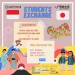 Student Exchange Universitas Budi Luhur x Meiji University of Japan