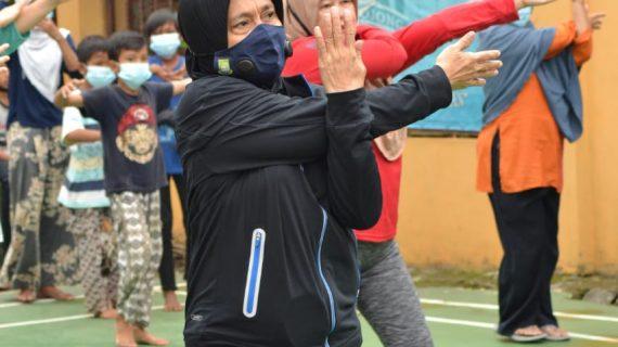 Mahasiswa Universitas Budi Luhur Mengajak Masyarakat Untuk Kreatif dan Adaptif di Masa Pandemi