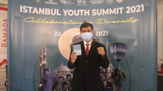 Mahasiswa Universitas Budi Luhur Raih Prestasi di Kancah Internasional pada Ajang Out Standing Project di KTT Istanbul Youth Summit 2021